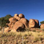 奇岩デビルズ・マーブルズの異世界感が半端ない